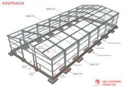 Konstrukcje i hale stalowe