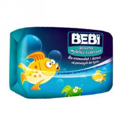 Bebi Delikatne mydełko dla niemowląt i dzieci
