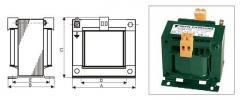 Transformator bezpieczeństwa STM 160 230/24V