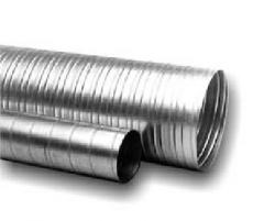 Ventilation corrugated tubes