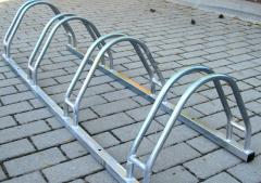 Residental bike storage
