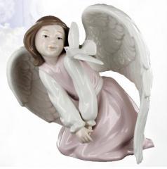 Porcelain figurines