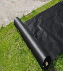 Agrowłóknina ściółkująca czarna 1,1x50m