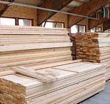 Glued beams