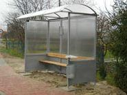 Station pavilions