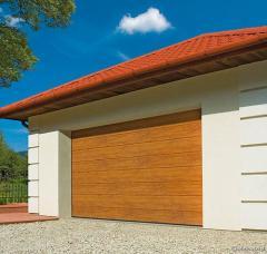 Bramy garażowe segmentowe UniPro