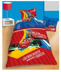 """Pościel Bawełniana """"Cars Leader"""