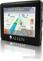 GPS PY-GPS3501 Peiying ALIEN + MAPAMAP Polski TOP