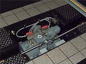 HW500 Elektromagnetyczny napęd zwrotnicy - Hanning