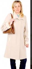 Women's down-padded coats