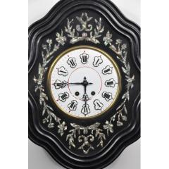Zegar wiszący Napoleon III, Francja, l. 1880-1900