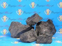 Sól czarna (Kala Namak) całe kamienie 1 kg