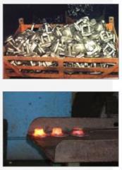 Carbon steel forgings
