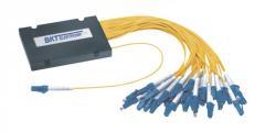 Splittery FBT/PLC