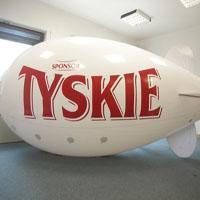 Balony reklamowe, sterowce