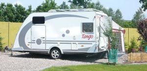 Tourist trailers