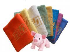 Ręczniki Listek