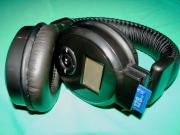Słuchawki z odtwarzaczem MP3