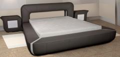 Łóżka podwójne