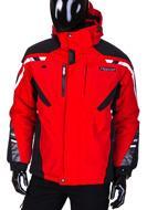 Kurtka narciarska męska FREESTEP 9149 - CZERWONY