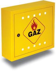 Szafka gazowa - wykonanie wewnętrzne GAZ.W