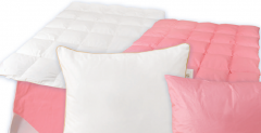 Antiallergic coverlets