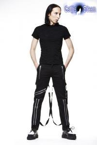 SpodnieCanvas Bondage Trousers