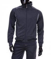 Płaszcz Super.EU - AL43 - czarny
