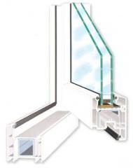 Okna PVC Veka