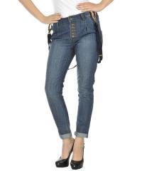 Spodnie jeansy Broadway 10148773