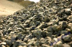 PIĘKNY ZIELONY GRYS Granitowy! 25kg!