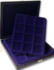 Pudełko dla monet skrzynka drewniana