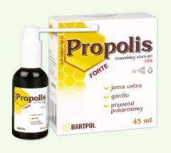 Propolis - etanolowy ekstrakt 10%
