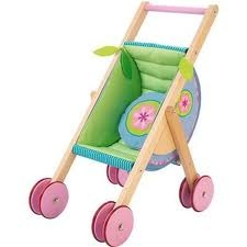 Haba wózek spacerowy dla lalek