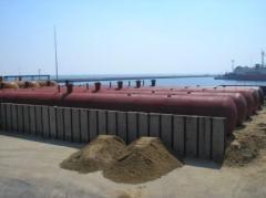 Zbiorniki do magazynowania paliwa, LPG, chemikaliów, artykułów spożywczych i wody, sprężonego powietrza