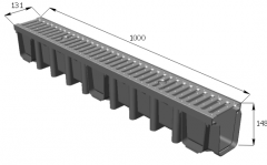 Linear drainage