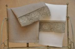 Ręcznik 40cm x 60cm biel/G
