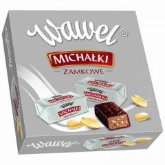 Bombonierka Michałki Zamkowe 500g