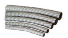 Perforated drainage pipes