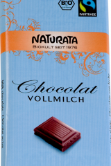 Chocolate without sugar