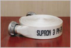 Wąż pożarniczy tłoczny HV-52-15-ŁA