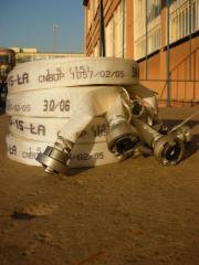 Wąż tłoczny hydrantowy HV 25/15-ŁA