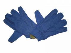 Rękawice 5-palcowe (drelichowe)