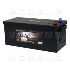 Akumulator Steel Power 12 V, 170 Ah 1050 A prawy