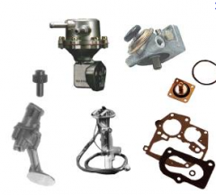 Spare parts for automotive diesel engines