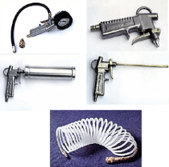 Pneumatic tool: various spare parts