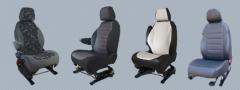 Universal automotive seat covers