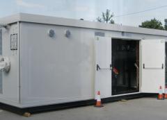 Mobile boilers