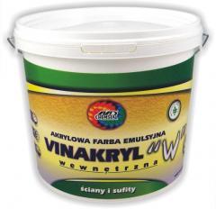 "Farba akrylowa Vinakryl ""W"" -"