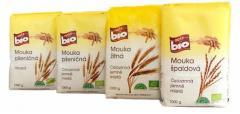 Mąki pełnoziarniste, zdrowe, smaczne